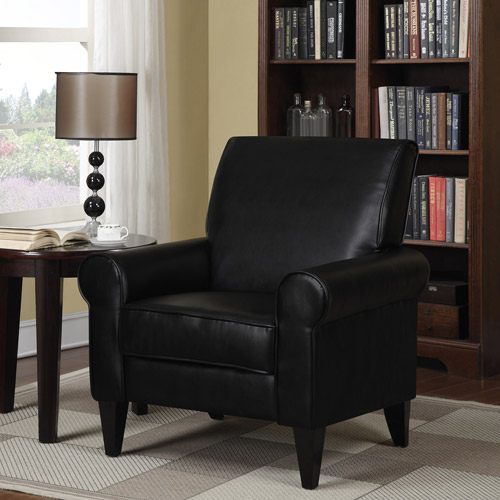 Unique Black Accent Chair Decoration