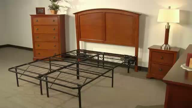 comes in twin full queen and king - Raised Bed Frame Full
