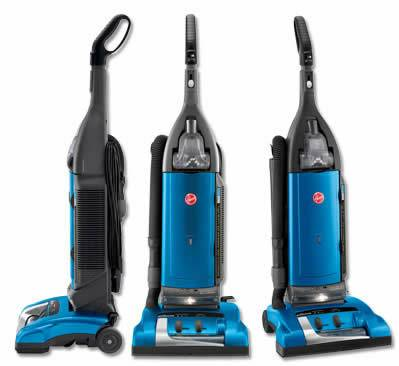 New Hoover Windtunnel Self Propelled Bagged Upright Vacuum