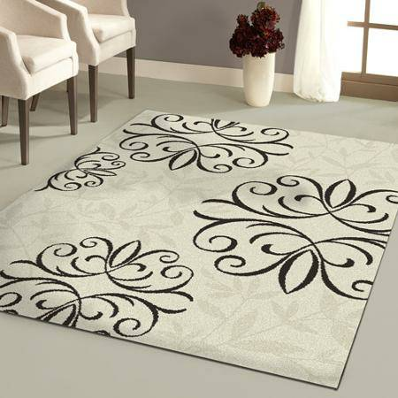 Better Homes And Gardens Iron Fleur Area Rug Better